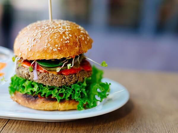 Beispielbild Street Foot Burger - Handwerk