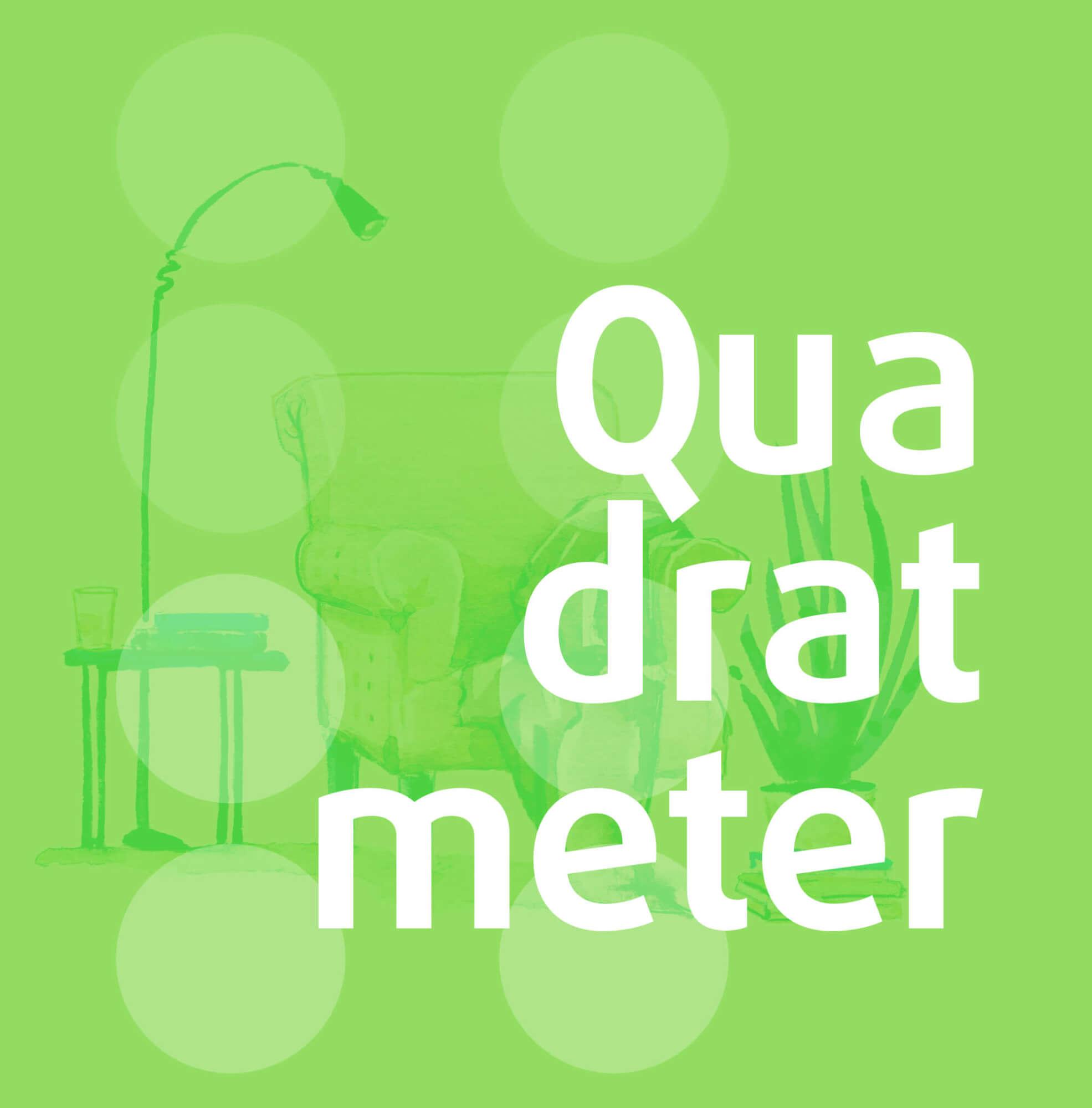 Quadratmeter (Schmuckbild) - Handwerk